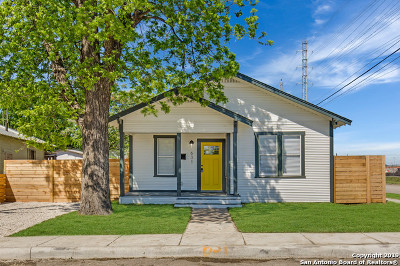 Single Family Home New: 631 Muncey