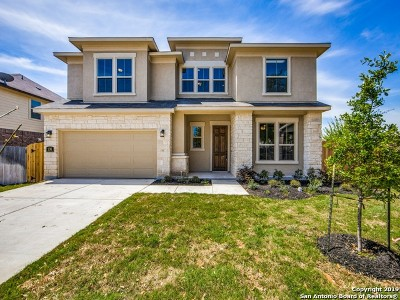 Cibolo Single Family Home New: 236 Goodnight Circle