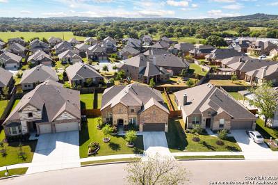 Bulverde Single Family Home Active Option: 30631 Side Saddle Rd