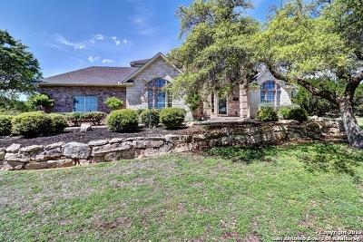 Bulverde Single Family Home For Sale: 31682 Retama Ridge