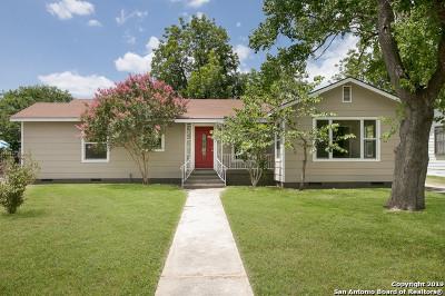 Single Family Home New: 2714 W Mistletoe Ave