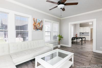 Single Family Home New: 863 Steves Ave
