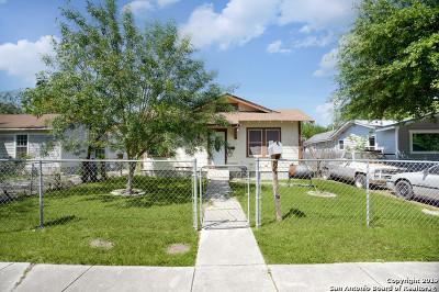 Single Family Home New: 1325 Clower