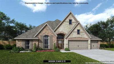Fair Oaks Ranch Single Family Home New: 7982 Cibolo View