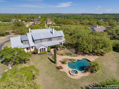 Boerne Single Family Home For Sale: 116 Dove Crest Dr