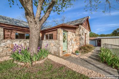 Bulverde Single Family Home Active Option: 7349 Circle Oak Dr