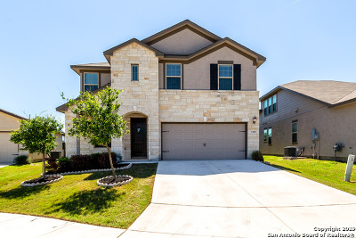 San Antonio TX Single Family Home For Sale: $364,900