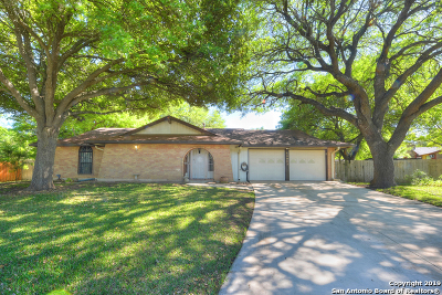 Universal City Single Family Home Active Option: 13903 Taurus Ln