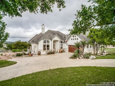 Boerne Single Family Home New: 402 Paradise Point Dr