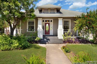 Single Family Home New: 205 Hunstock Ave