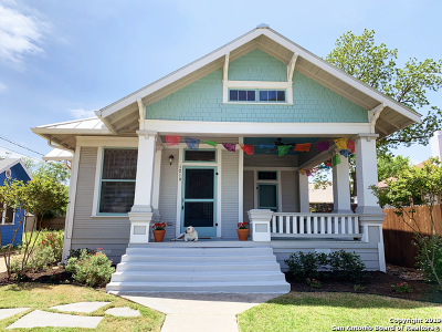 Single Family Home For Sale: 1210 Nolan St