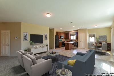 Converse Single Family Home New: 9544 Madison Creek