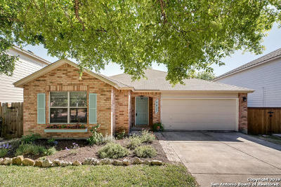 San Antonio Single Family Home Active Option: 9827 Charline Ln