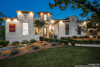 San Antonio Single Family Home For Sale: 8242 San Fidel Way