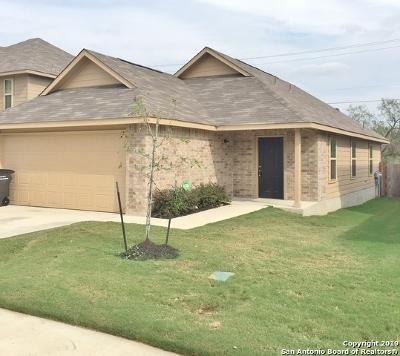 San Antonio Single Family Home New: 10706 Goose Way