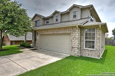 Schertz Single Family Home Price Change: 2213 Verde Hls
