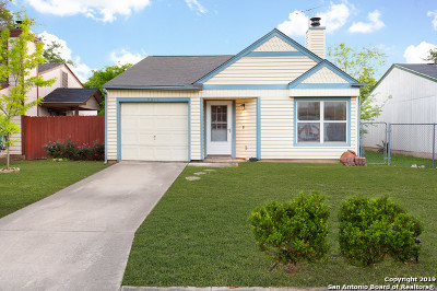 Single Family Home Active Option: 9815 Valley Cabin