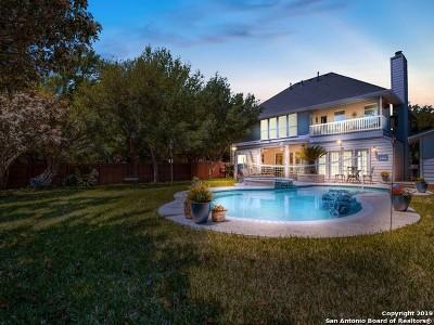 San Antonio Single Family Home Active Option: 18 Greens Whisper