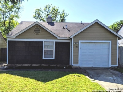 Single Family Home Active Option: 7431 Alverstone Way
