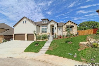 Boerne Single Family Home New: 26410 Bentley Run