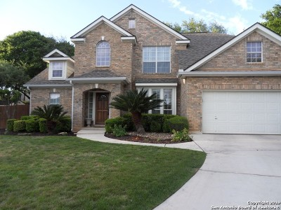 Helotes Single Family Home For Sale: 9503 French Tree