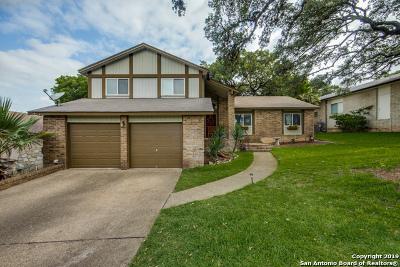 Single Family Home New: 2111 Oak Ranch