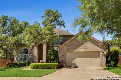 Single Family Home Active Option: 16103 Deer Crest