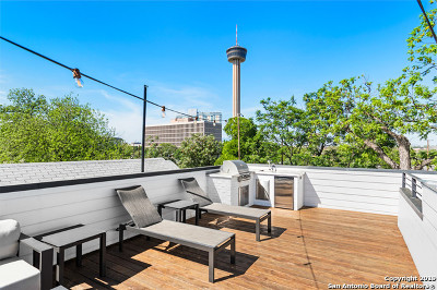 San Antonio Single Family Home For Sale: 323 Lavaca St