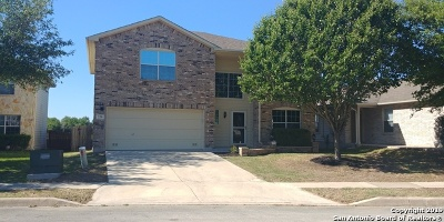 Cibolo Single Family Home For Sale: 220 Anvil Pl