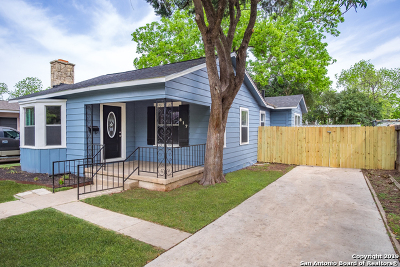 Single Family Home New: 817 Greer St