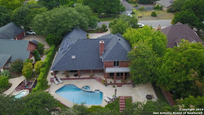 New Braunfels TX Single Family Home For Sale: $1,175,000