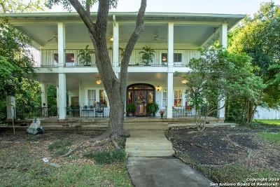 San Antonio Single Family Home For Sale: 414 Babcock Rd
