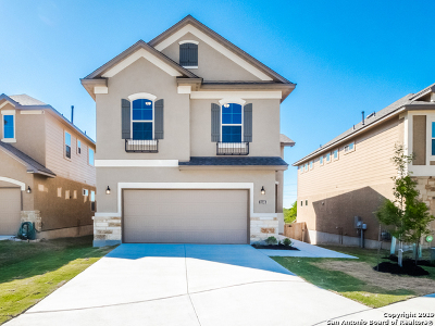 Single Family Home New: 3106 Amber Cala