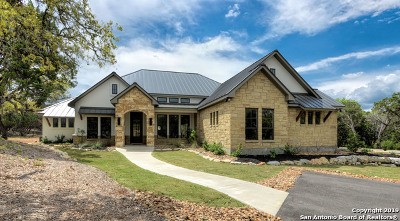 Boerne Single Family Home Active Option: 54 Granadilla