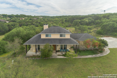 New Braunfels Single Family Home For Sale: 244 Cambridge Dr