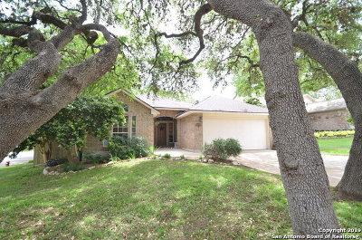 Schertz Single Family Home Active Option: 1104 Berry Park