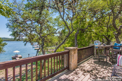 Lakehills Single Family Home Price Change: 137 Lookout Drive