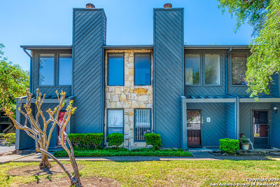 San Antonio Condo/Townhouse New: 3843 Barrington St #129H