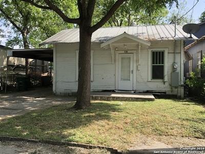 Single Family Home Price Change: 114 Palo Blanco St