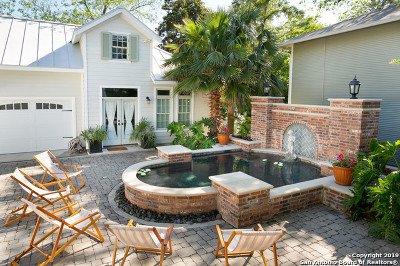 Alamo Heights Single Family Home Active Option: 124 Argo Ave
