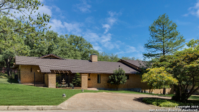 San Antonio Single Family Home For Sale: 4111 Fawnridge Dr