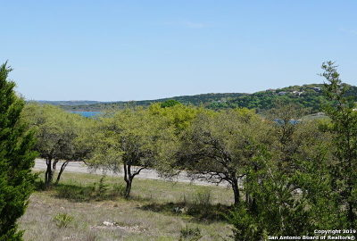 Canyon Lake Residential Lots & Land Active Option: 1529 Ensenada Dr
