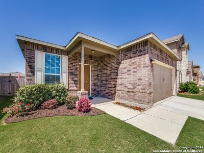 New Braunfels Single Family Home For Sale: 240 Mistflower