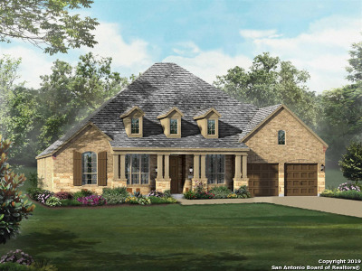 Boerne Single Family Home New: 28634 Benedikt Path