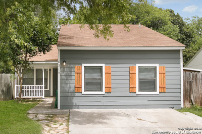 Single Family Home Active Option: 6318 Village Club