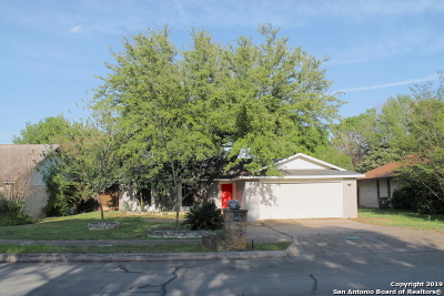 Live Oak Single Family Home Back on Market: 12118 Woodsrim St
