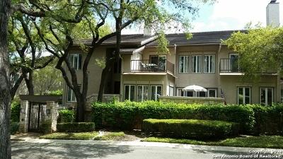 San Antonio Condo/Townhouse New: 8000 Donore Pl #4