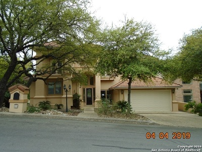 Fair Oaks Ranch Single Family Home New: 23 Falls Terrace