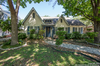 Single Family Home For Sale: 335 W Gramercy Pl