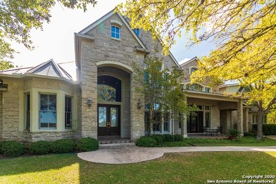 Boerne Single Family Home For Sale: 111 Axis Circle